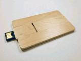 USB Stick Holz Karte